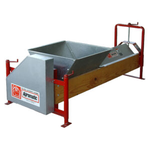 "Agromatic 12"" Auger Feeder"