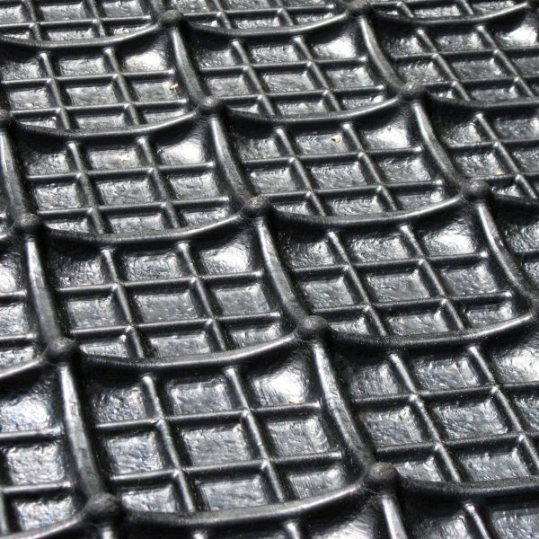 KRAIBURG KIM LongLine Rubber Stall Mat Roll underside