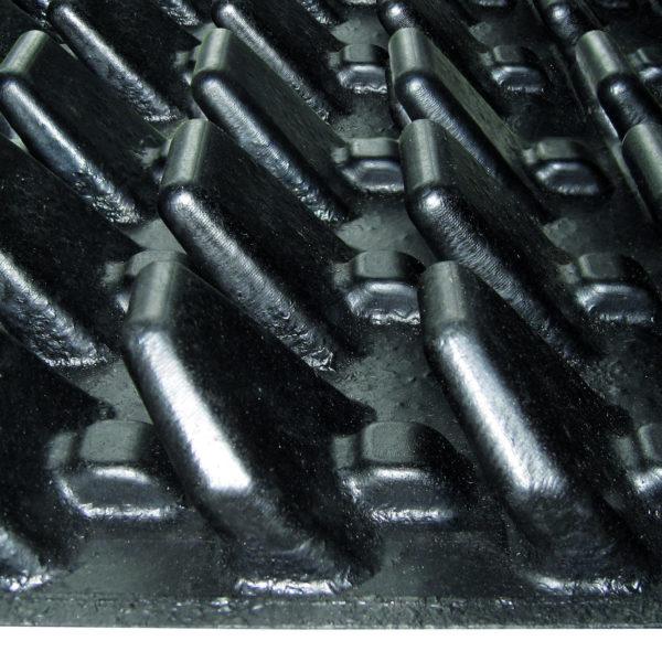 KRAIBURG WELA LongLine rubber stall mat roll underside