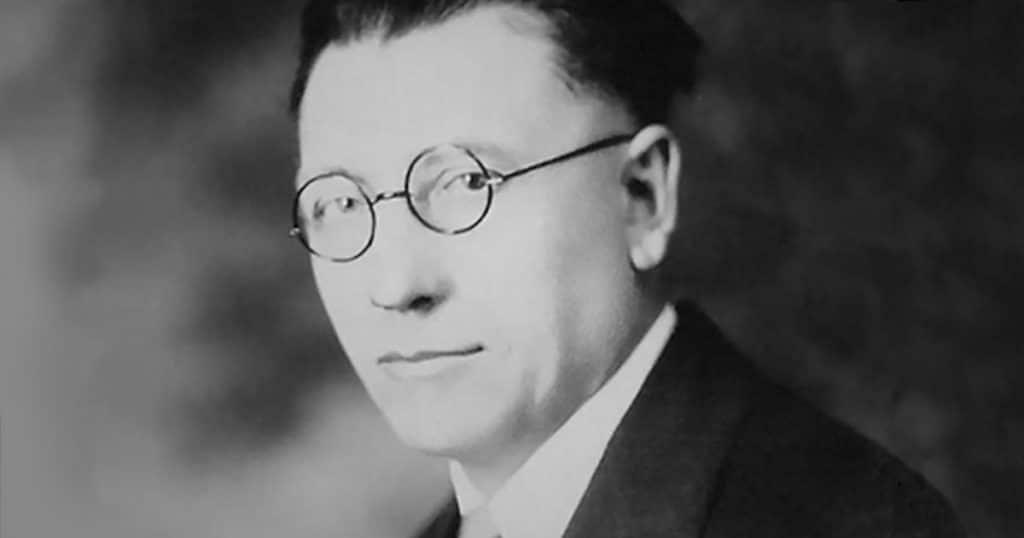 August Ferdinand Klinzing.