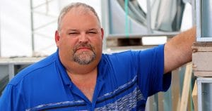 Dean Birschbach: owner of Agromatic Inc.