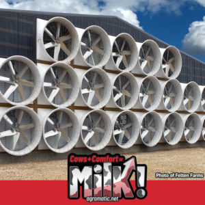 Agro Air Dynamics: Barn ventilation and barn fans for sale.