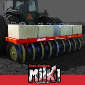 Agromatic Big Foot Silage Packer