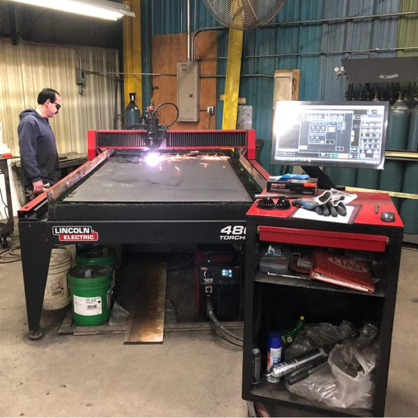 Agromatic Manufacturing and Welding Shop