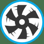 Agro Air Dynamics dairy fan icon.