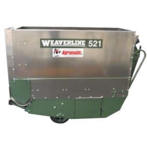 Weaverline Feed Cart